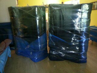 Wrapping of Sectional Sofa